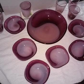 Japan FTG multiple layer glassware - Glassware