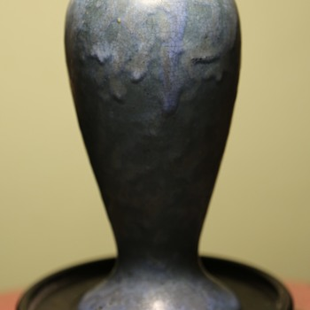 1920s Brush McCoy Vase - Pottery