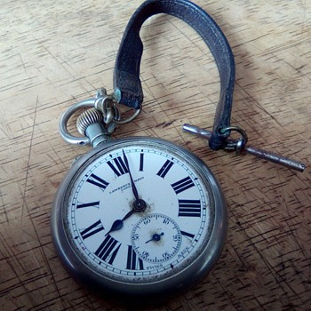 Lawrence & Mayo military watch - Pocket Watches
