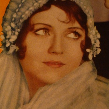 """Abie's Irish Rose"" Lobby Card Anne Nichols 1928 - Movies"