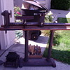 Grandpa&#039;s Wood Lathe