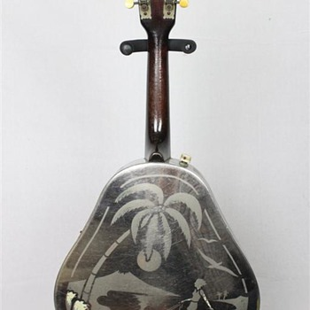 1936 Style 97 National Mandolin - Guitars