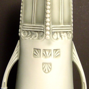 ROYAL WETTINA ART NOUVEAU BISQUE VASE