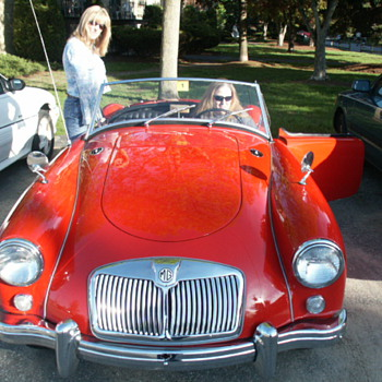 1957 MGA Roadster Convertible