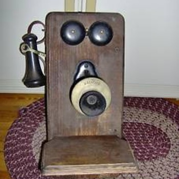 19(??) Kellogg Telephone