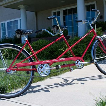 1978 Schwinn De Luxe Twinn - Outdoor Sports