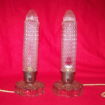Phallic Torpedo Skyscraper Lamp For sarahoff in response to your Labia Lamp