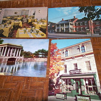 Got a postcard grab bag--50 for $5.00 - Postcards