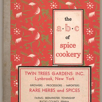 1950 - ABC of Spice Cookery - Books