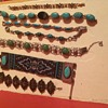 A  Collection of Bracelets found at the dump