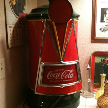 Coca-cola dispenser - Coca-Cola