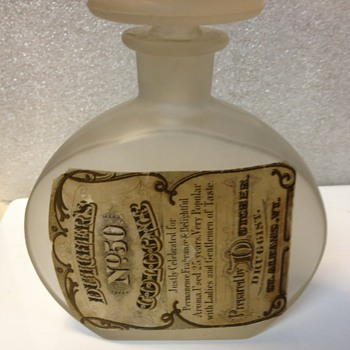 Commercial Perfume Bottle