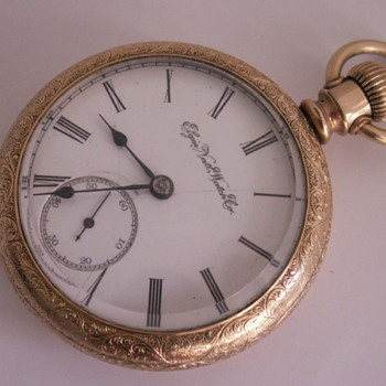 Elgin Father Time - Pocket Watches