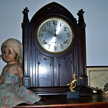 Sessions Westminster Chime Mantel Clock - Clocks