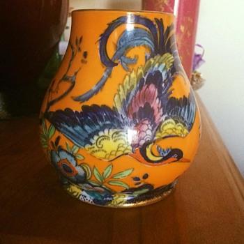 TFS  Phoenix Ware Vase - 1930s - Pottery