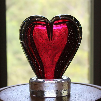 I Heart Studio Strömbergshyttan - Art Glass