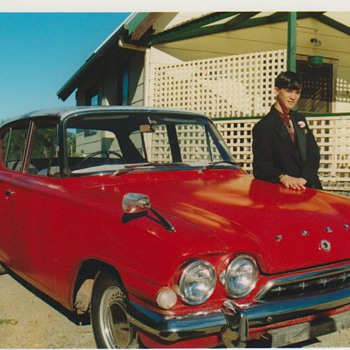 ford consul classic - Classic Cars