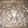 Silver tray