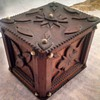 Unbelievable Antique Cigar Box
