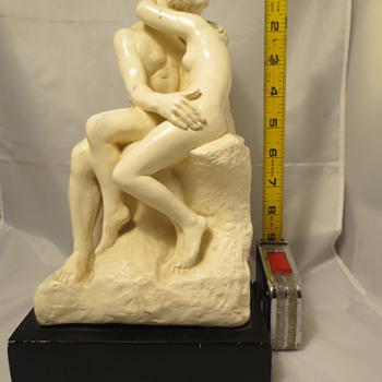Rodin , The Kiss - Visual Art