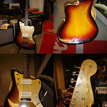 Fender Jazzmaster, 1959 - Guitars
