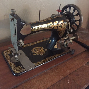 1920's Frister & Rossmann Treadle - Sewing