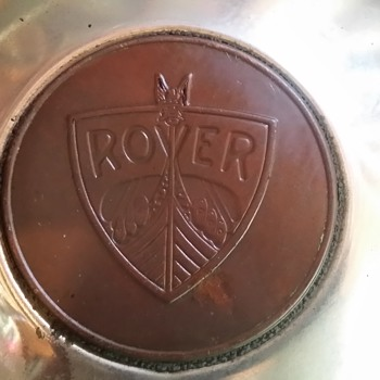 """Personal Collection: 10"""" ROVER Hub Cap"""