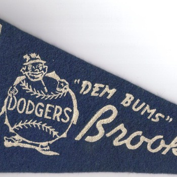 Brooklyn Dodgers - Baseball