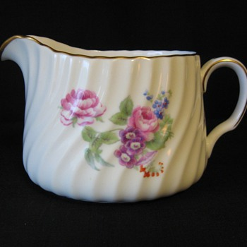 MINTON'S ENGLAND -BALA- CREAMER  - China and Dinnerware