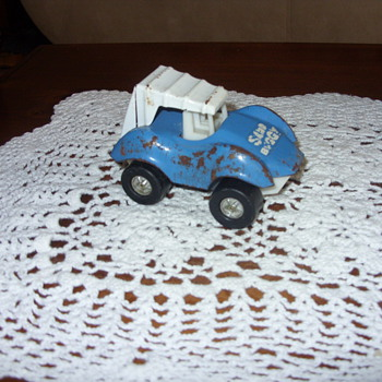 metal sand buggy - Model Cars