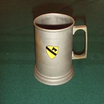 1st CAV Division, Korea tour souvenir c. 1963