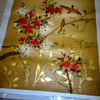 Asian Painting On Canvas