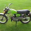 1970 Suzuki AC-50 Maverick
