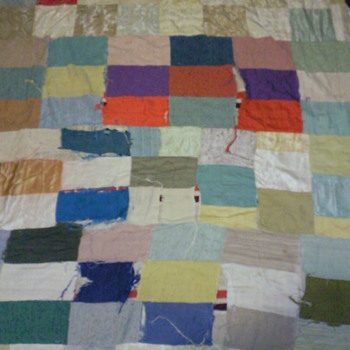 old quilt dream - Folk Art