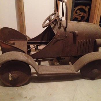 Help Identify - 1924 Steelcraft Cadillac?