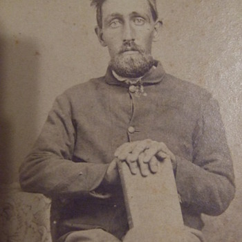 Unusually poetic/ sentimental Civil War soldier