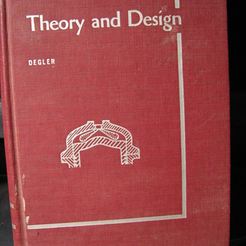 Diesel Engines Theory and Design from 1944