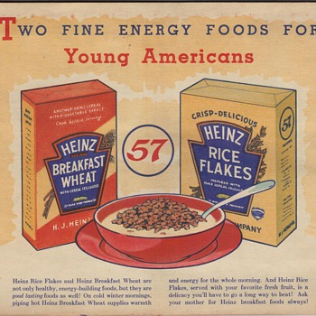 DAD'S ADS  KELLOGG'S