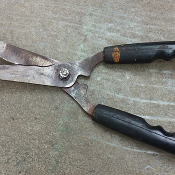 1950's (?) DOO-KLIP hedge shears