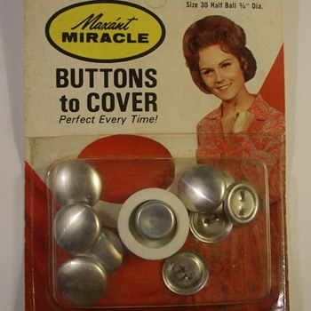 &quot;Button repair&quot; made easy - Advertising