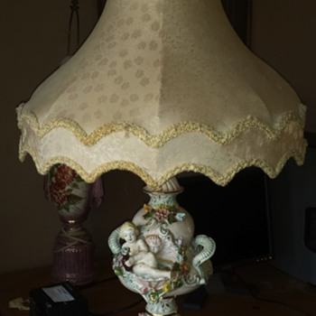 unique looking Lamp