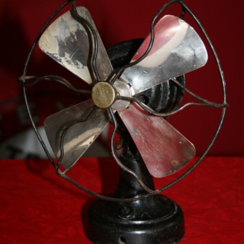 antique electric fan - Tools and Hardware
