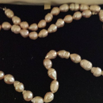 Mystery Pearls Handed Down By Great Nanna