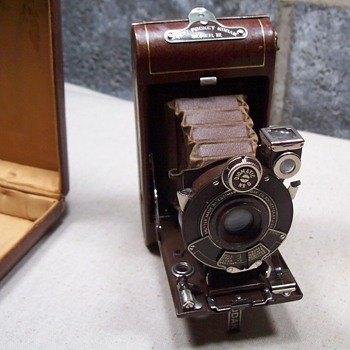 Kodak Vest Pocket camera - Cameras