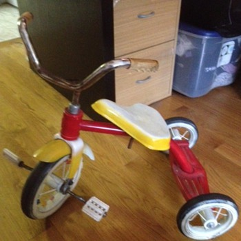 Harley Davidson Kids Tricycle - Motorcycles