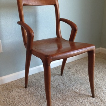 Mid Century Modern Chairs - set of 4 - Furniture
