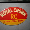 royal crown cola sign