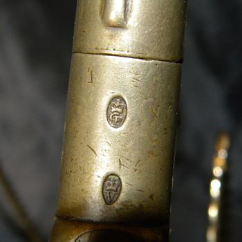 European flintlock pistol - Military and Wartime