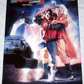 Back to the Future day! - Movies