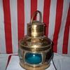Brass Vietnam Boat Light